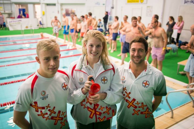 Record breaking year for Skipton Swimarathon