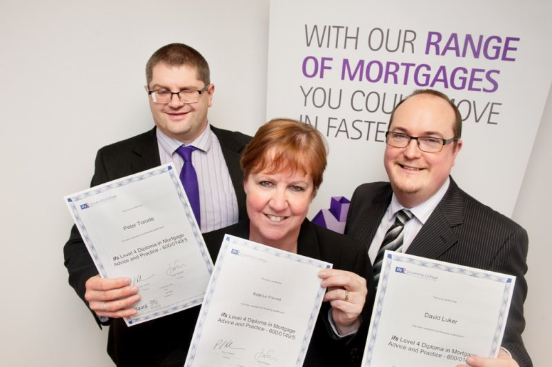 Skipton International achieves highest level of mortgage training