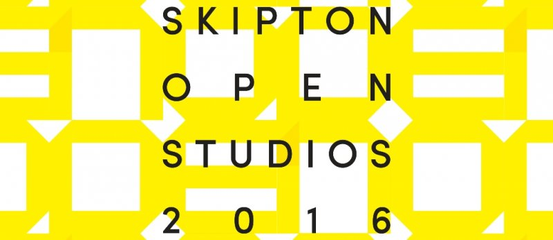 Jersey Arts Trust presents Skipton Open Studios 2016