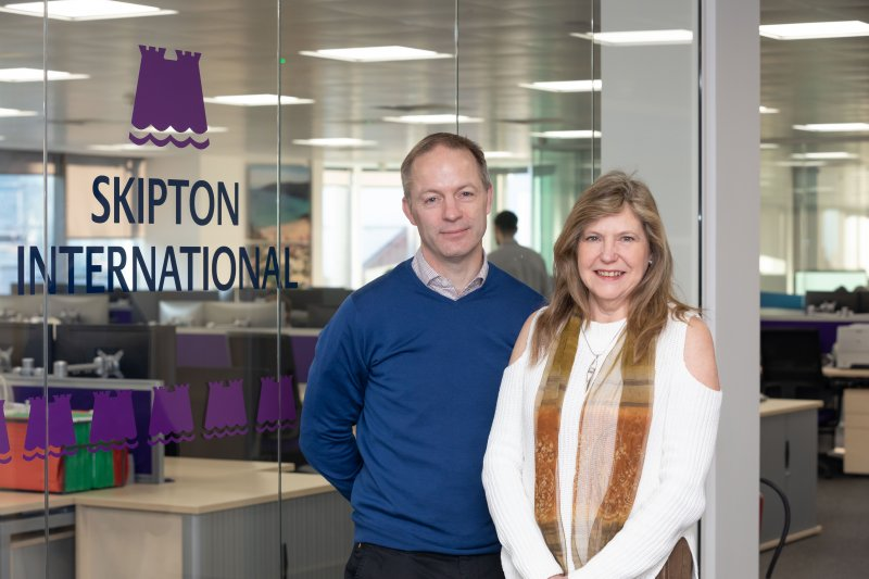 Skipton International welcomes a new Non-Executive Director