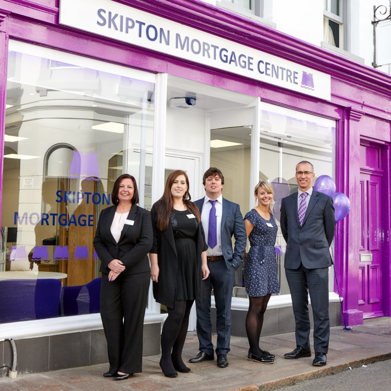 The Skipton Mortgage Centre in Jersey is now open