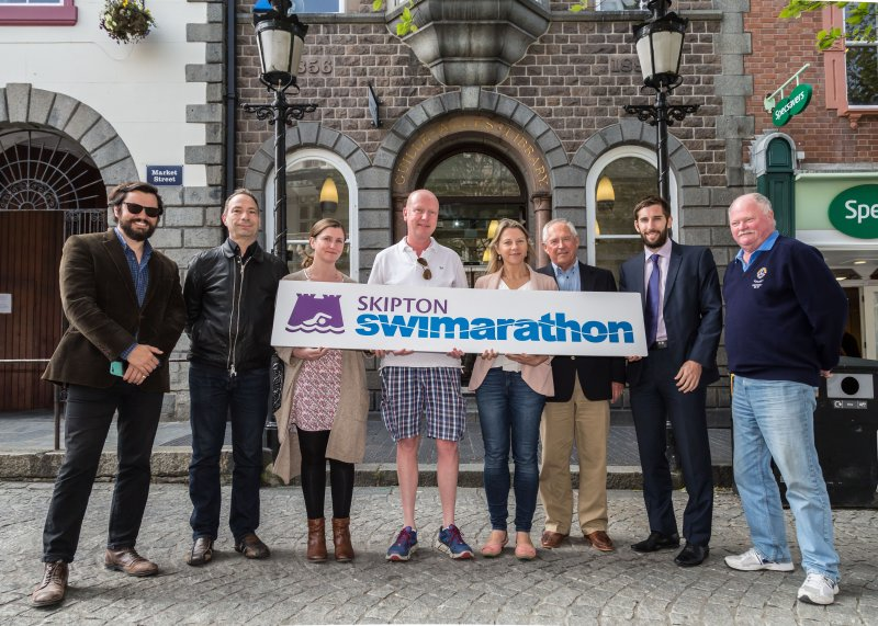 Skipton Swimarathon inundated with beneficiary applications