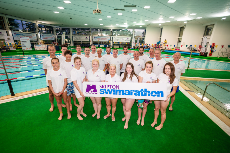 Over £51k raised from Skipton Swimarathon