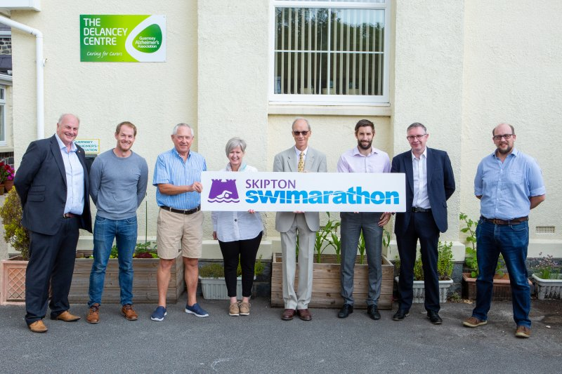 Skipton Swimarathon gets the 'safe' seal of approval
