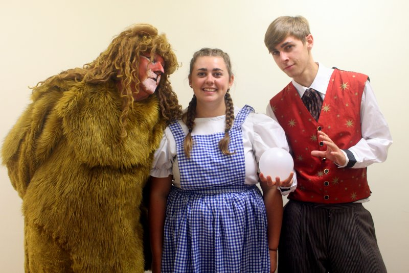 Skipton heads down the Yellow Brick Road