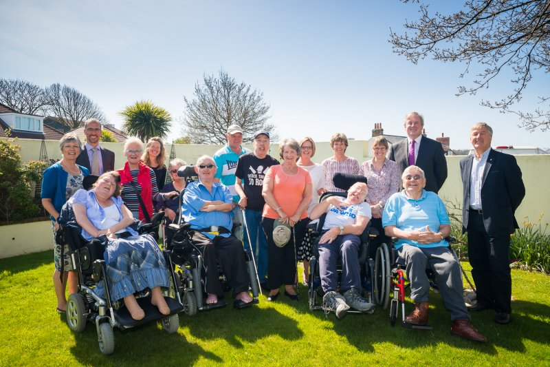 Guernsey Cheshire Home announced as beneficiary