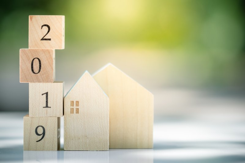 Record year for local property market