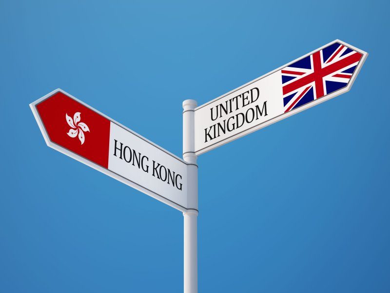 250% increase in Expat Mortgage applications from Hong Kong