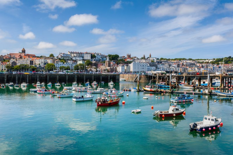 Hard winter and early Easter impact Guernsey property market