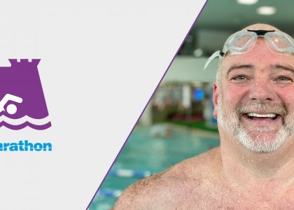 Skipton Swimarathon Ambassador Swaps Oceans for the Pool