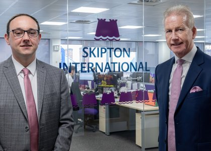 Skipton expands with a new Business Development Manager