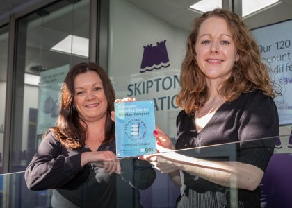 Skipton signs up to Employer's Disability Charter