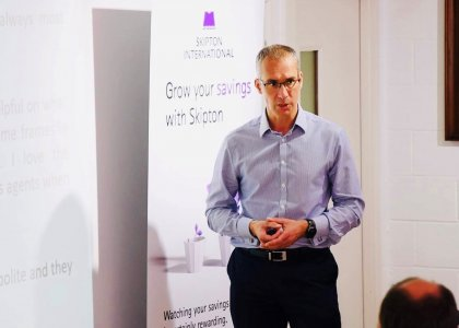 Customer Service highlighted at Guernsey's Chamber event