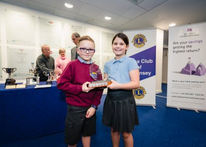 Skipton Swimarathon celebrates prize winners