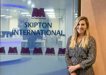 Skipton employee rises to the Lockdown challenge
