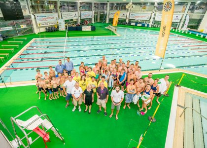 Skipton Swimarathon launches search for new local charitable projects