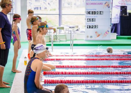 Skipton Swimarathon smashes all records