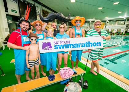 40th Skipton Swimarathon