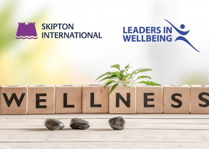 Skipton shortlisted for two wellbeing awards